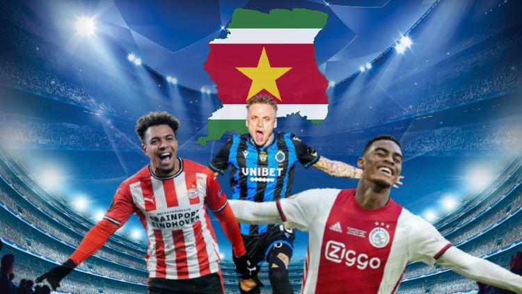 3 Wonderkid Berdarah Suriname di Liga Champions Copyright: © INDOSPORT