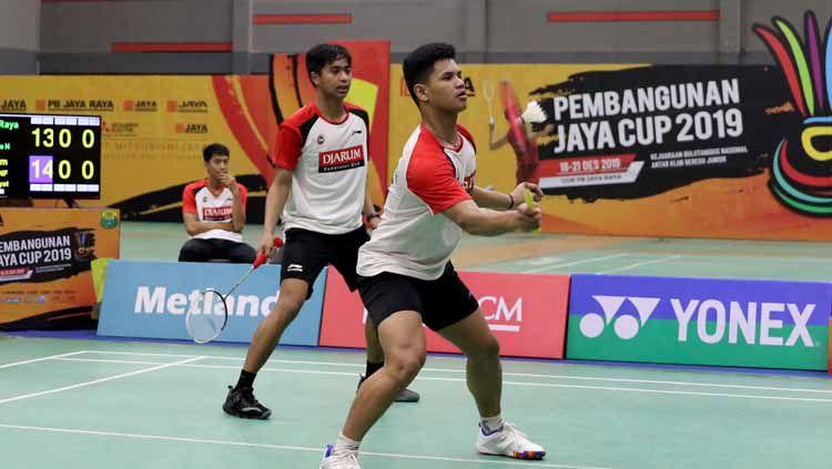 Di antara hingar bingar persiapan Indonesia di Piala Sudirman pada akhir September nanti, Indonesia turut mengirim atletnya di turnamen Jerman International. Copyright: © pbdjarum