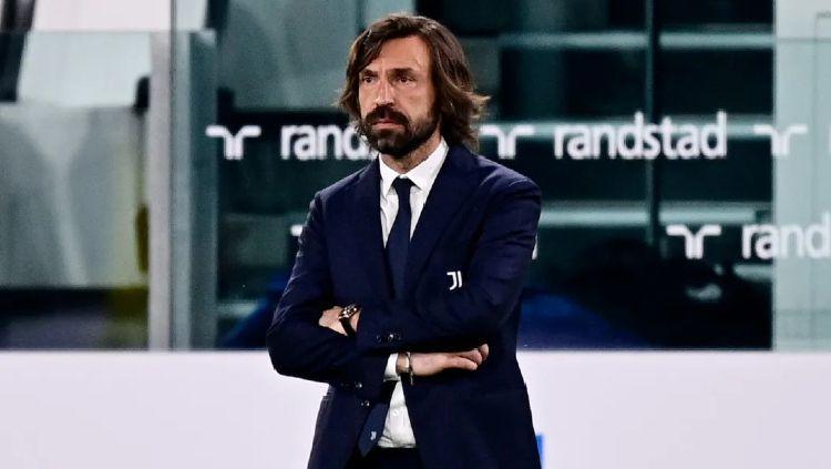 Mantan Pelatih Juventus, Andrea Pirlo Copyright: © 90min.com/Soccrates Images/Getty Images