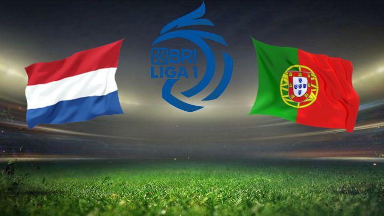 Dari Belanda Hingga Portugal, Deretan Trio Eropa di Skuat Liga 1 2021 Copyright: © INDOSPORT