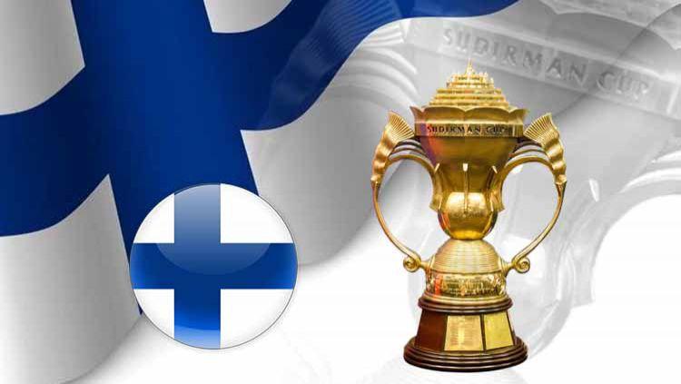 Finlandia dan Piala Sudirman. Copyright: © Grafis: Yuhariyanto/Indosport.com