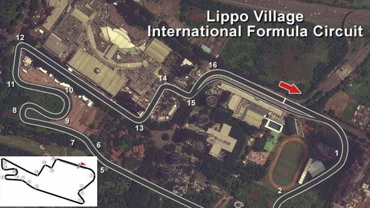 Di tengah euforia menyambut Sirkuit Mandalika, Indonesia punya sirkuit internasional yang kini terlupakan yakni Lippo Village International Formula Circuit. Copyright: © myracingcareer