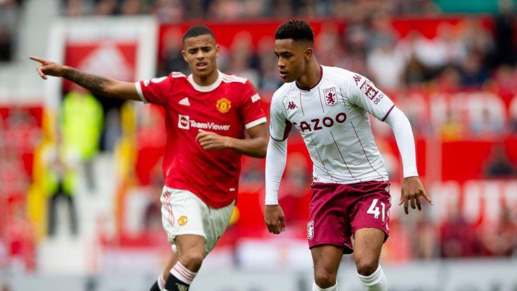 pertandingan Manchester United vs Aston Villa Copyright: © Twitter Aston Villa