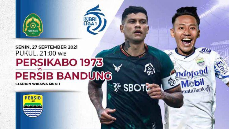 Prediksi Persikabo 1973 vs Persib Bandung Copyright: © INDOSPORT