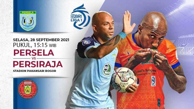 Prediksi Liga 1 Persela Lamongan vs Persiraja Banda Aceh Copyright: © INDOSPORT