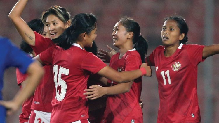 Timnas Indonesia Putri Lolos Piala Asia 2022 Copyright: © twitter.com/afcasiancup