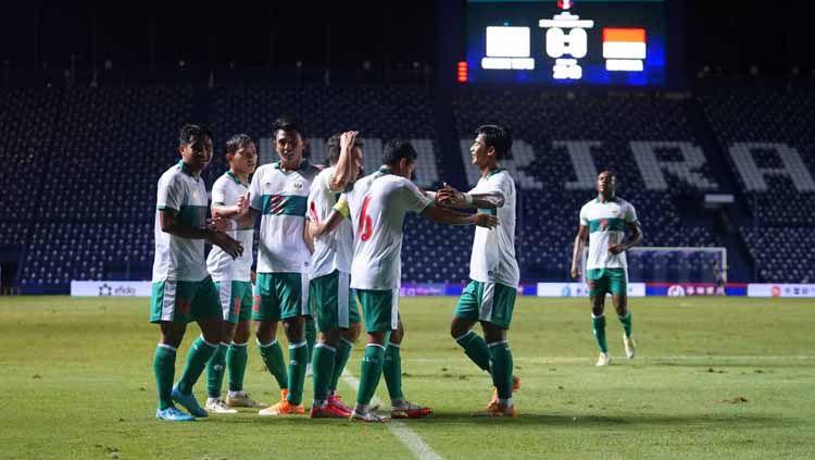Tergabung di Pot 4, timnas Indonesia berpeluang masuk ke dalam grup neraka Kualifikasi Piala Asia 2023. Copyright: © Bandung Saputra/PSSI