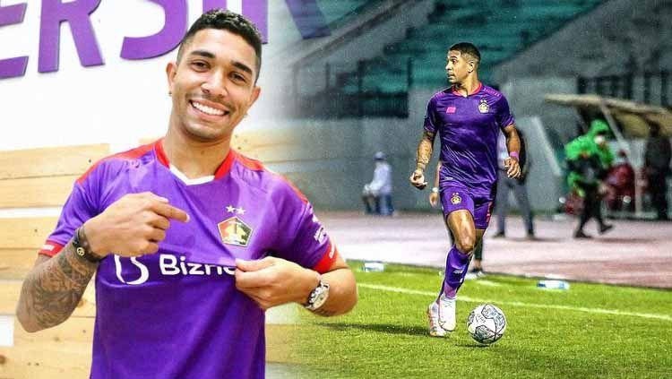 Indosport - Dionatan Machado