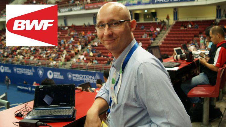 Sekjend BWF, Thomas Lund akhirnya angkat suara terkait tudingan keberpihakan terhadap China dan Hong Kong di peraturan terbaru kualifikasi Olimpiade Tokyo 2020. Copyright: ©