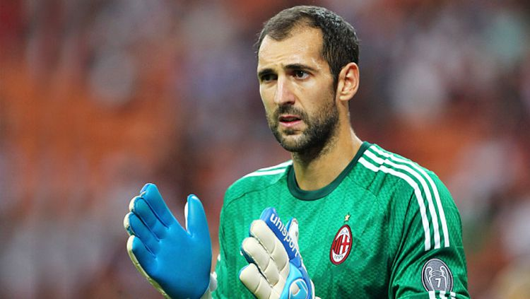 Diego Lopez (AC Milan) Copyright: © GETTY IMAGES