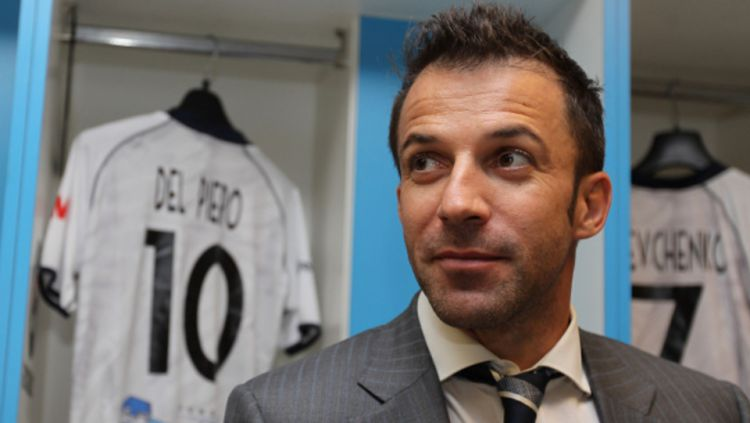 Alessandro Del Piero. Copyright: © GETTY IMAGES