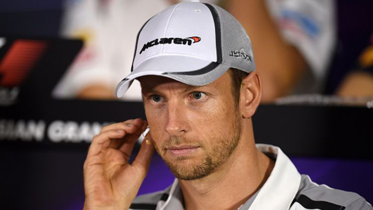 Jenson Button (Inggris/McLaren) Copyright: © GETTY IMAGES