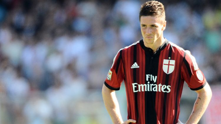 Fernando Torres (AC Milan) Copyright: © GETTY IMAGES