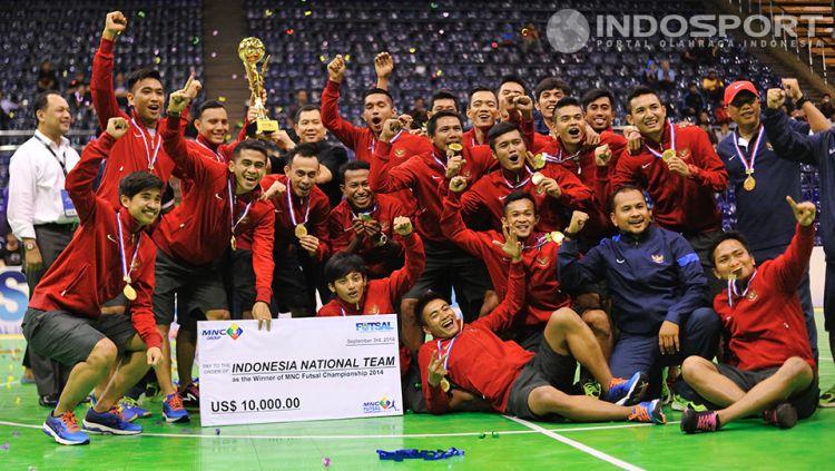 MNC Futsal Copyright: © Ratno Prasetyo/INDOSPORT