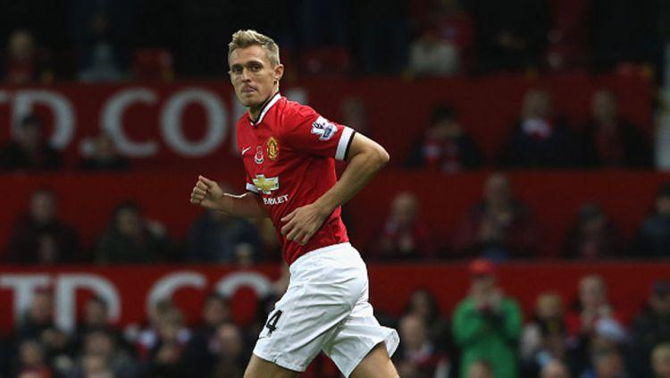 Manchester United resmi memulangkan mantan pemainnya, Darren Fletcher sebagai pelatih skuat remaja. Copyright: © GETTY IMAGES