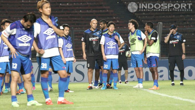 Copyright: © Herry Ibrahim/INDOSPORT