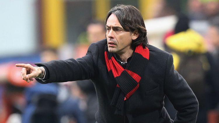 Terikat dengan AC Milan dan Ogah Membelot, Inzaghi Tiru Sikap Ancelotti Copyright: © GETTY IMAGES