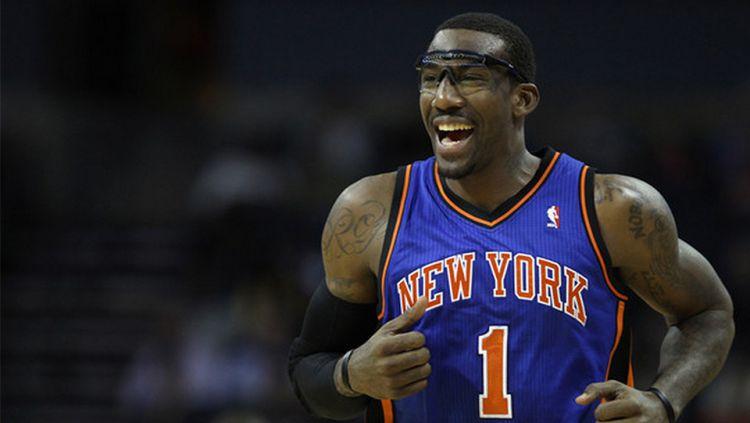 Meski dinilai pantas, beberapa bintang besar NBA ternyata gagal menembus Naismith Basketball Hall of Fame, termasuk eks Knicks dan Suns, Amare Stoudemire. Copyright: ©