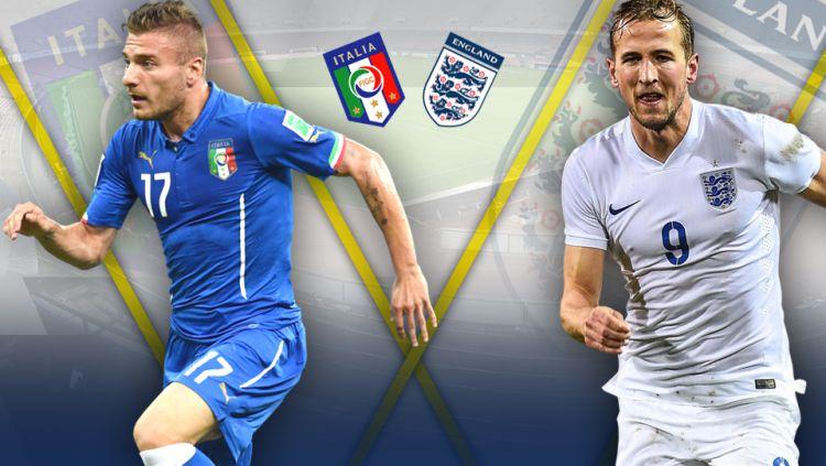 Prediksi Italia vs Inggris: Menanti Aksi Kane - INDOSPORT