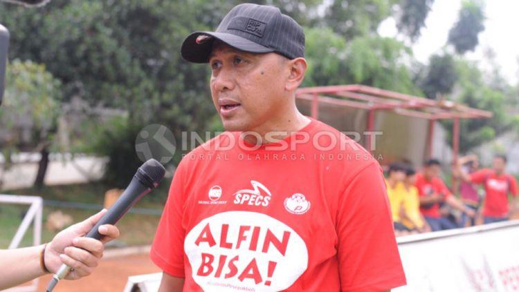 Mantan pelatih tim nasional Indonesia, Rahmad Darmawan. Copyright: © Ratno Prasetyo/INDOSPORT