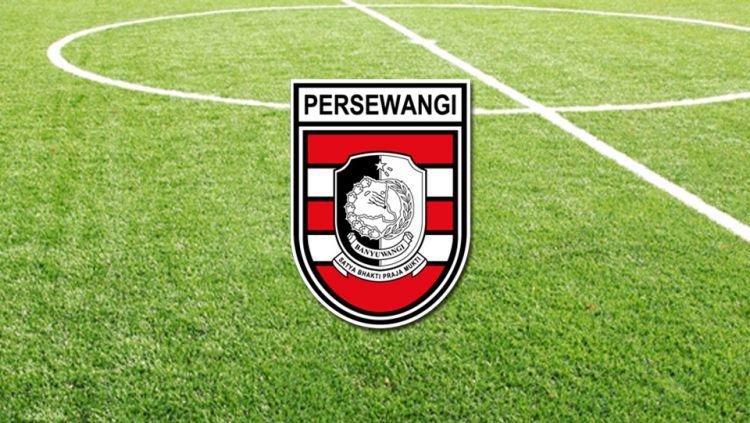 Logo Persewangi Banyuwangi. Copyright: © INDOSPORT/INTERNET