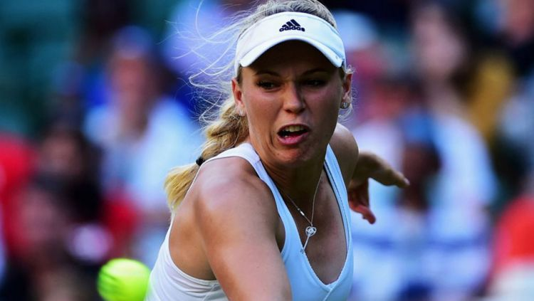 Caroline Wozniacki. Copyright: © mirror.co.uk