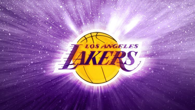 Logo LA Lakers. Copyright: © INTERNET
