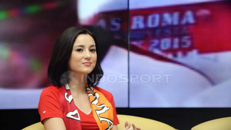Julie Estelle, aktris Indonesia. Copyright: © Ratno Prasetyo/INDOSPORT