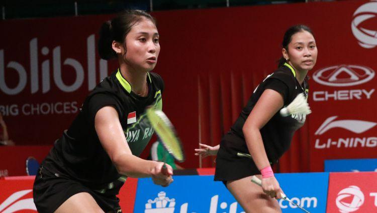 Beberapa atlet badminton cantik dunia, diketahui memiliki kualitas pukulan smash mematikan, salah satunya berasal dari Indonesia. Copyright: © PBSI