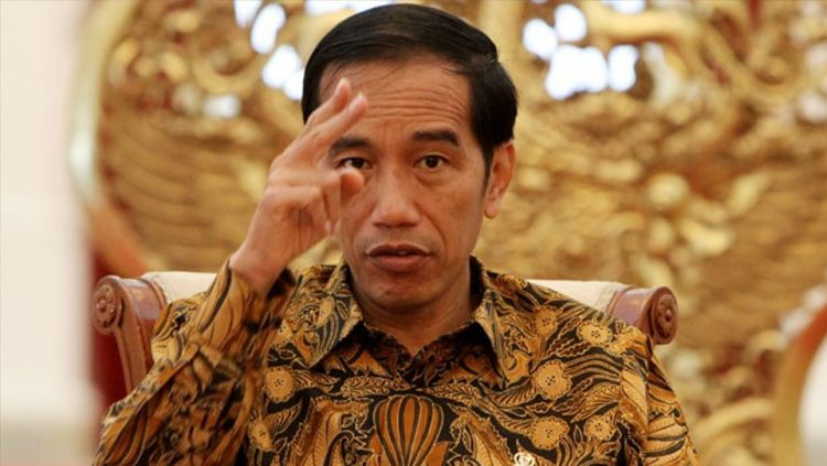 Presiden Ri, Joko Widodo. Copyright: © Jawa Pos