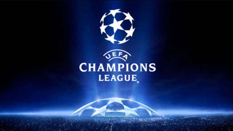 Logo Liga Champions. Copyright: © INTERNET