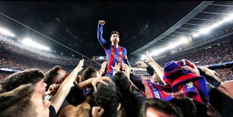 Keajaiban Barcelona